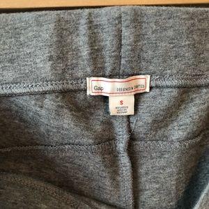 GAP Pants - Gap leggings with zippers on the side of legs